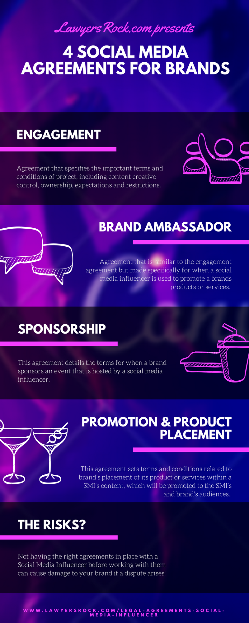 4 Agreements Your Brand Needs Before Working With A Social Media